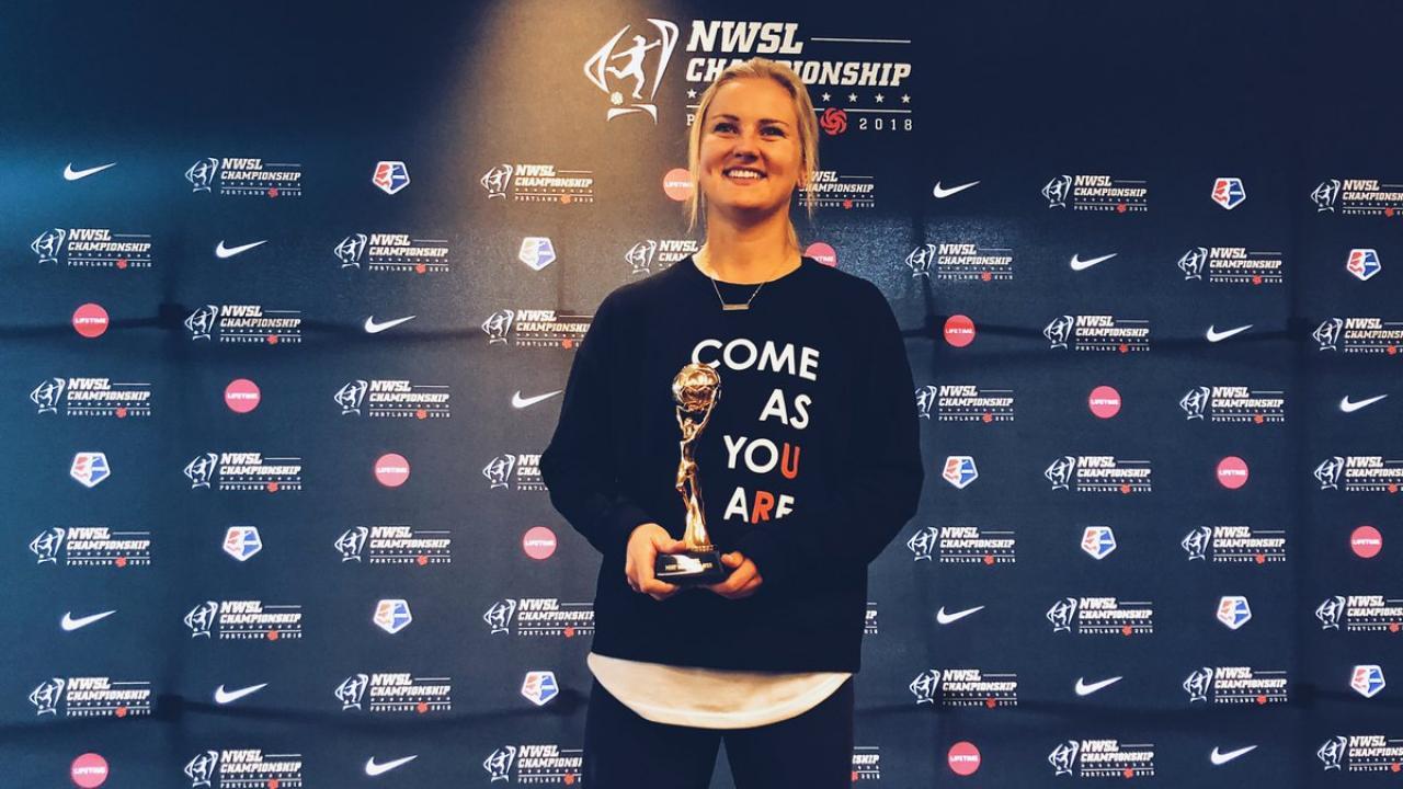2018 NWSL MVP