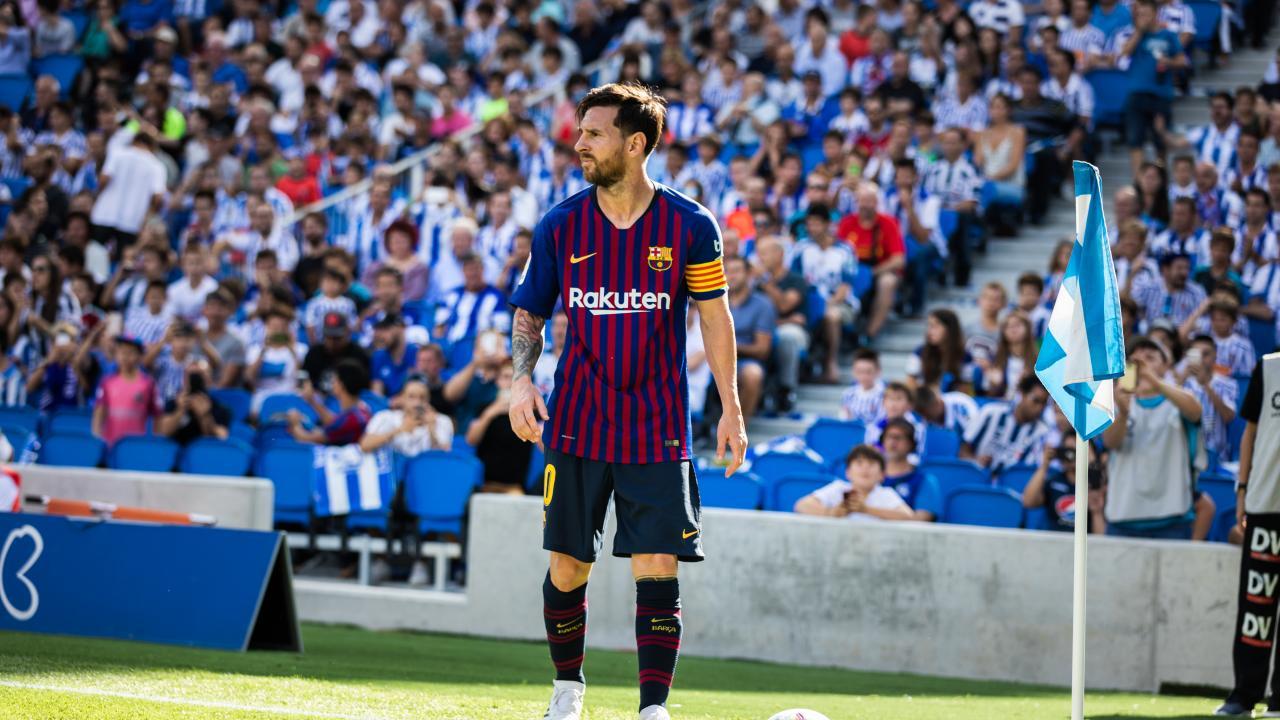 Fifa Best Messi