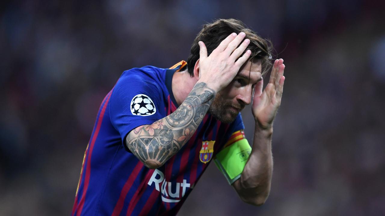 Lionel Messi Celebration Meaning