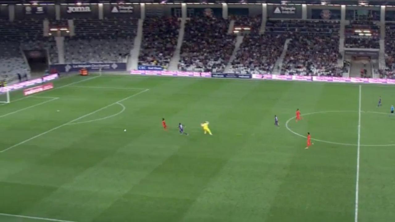 Nice vs Toulouse