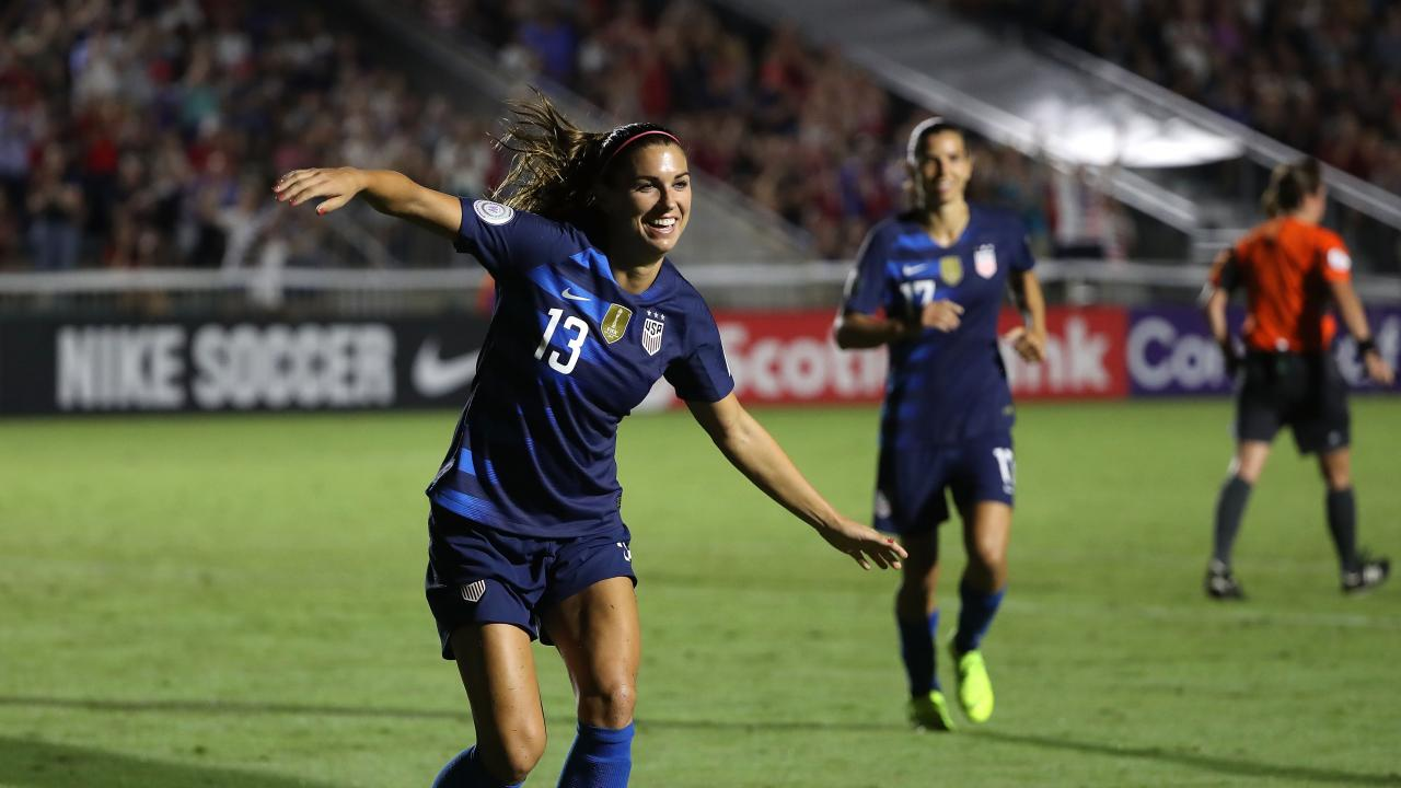 USWNT 2018 Schedule