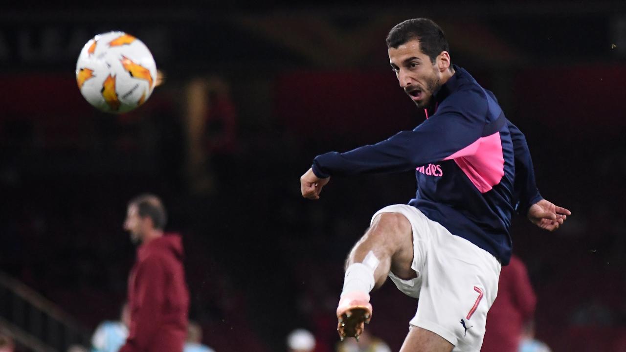 Arsenal In Europa League