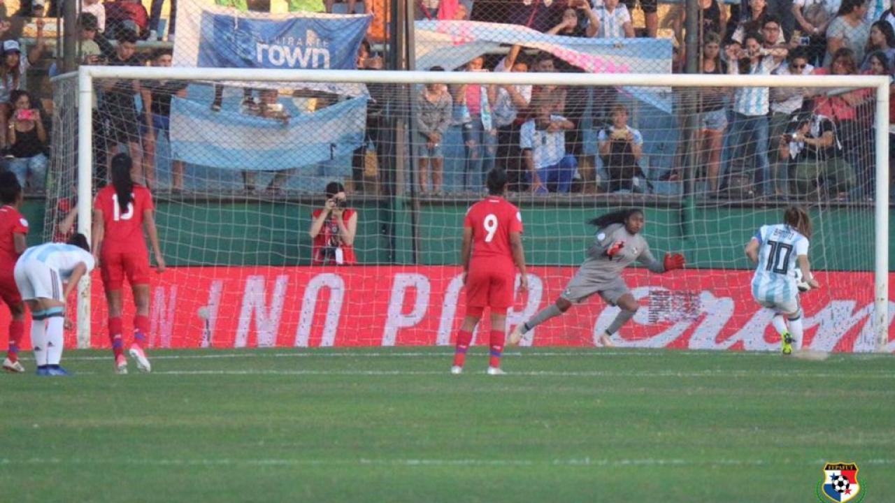 Panama Women's Soccer
