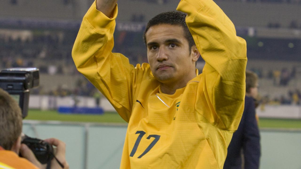 Tim Cahill retired