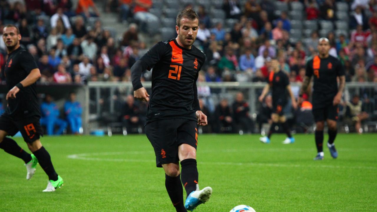 Rafael van der Vaart Best XI