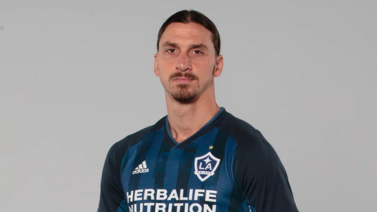 finest selection 280b8 a839e LA Galaxy 2019 Jersey Reveal, Zlatan Promises To Break Every ...