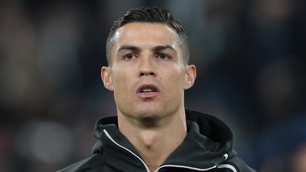 Cristiano Ronaldo DNA
