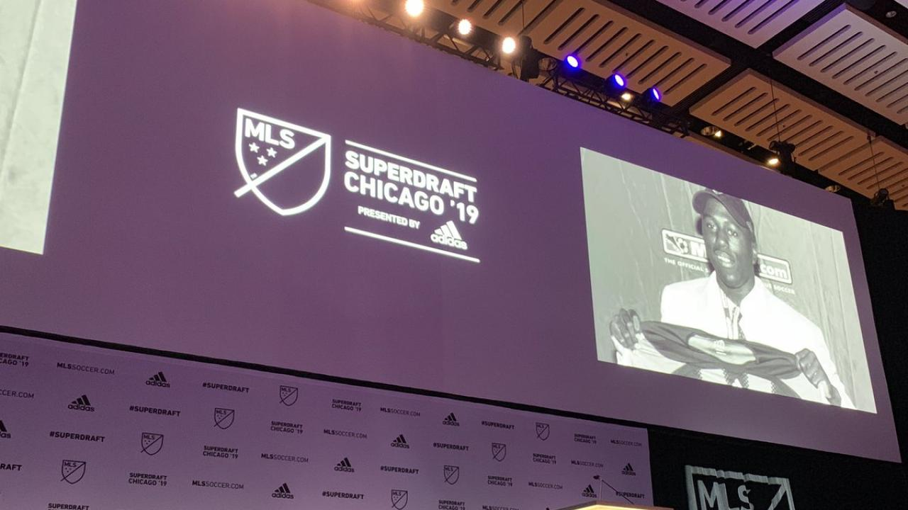 2019 MLS Draft