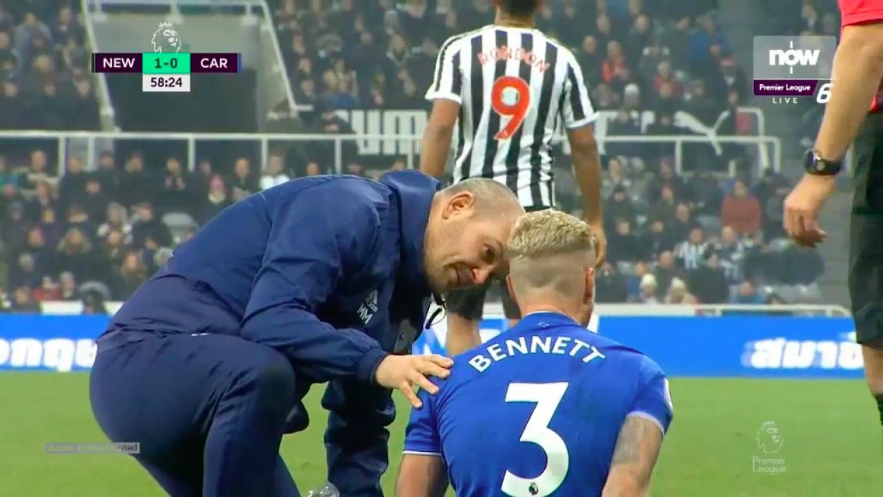 Soccer sportsmanship video