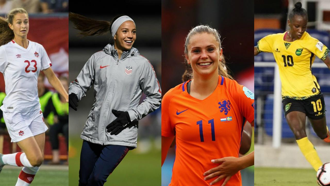 Best Women's World Cup Players 2019