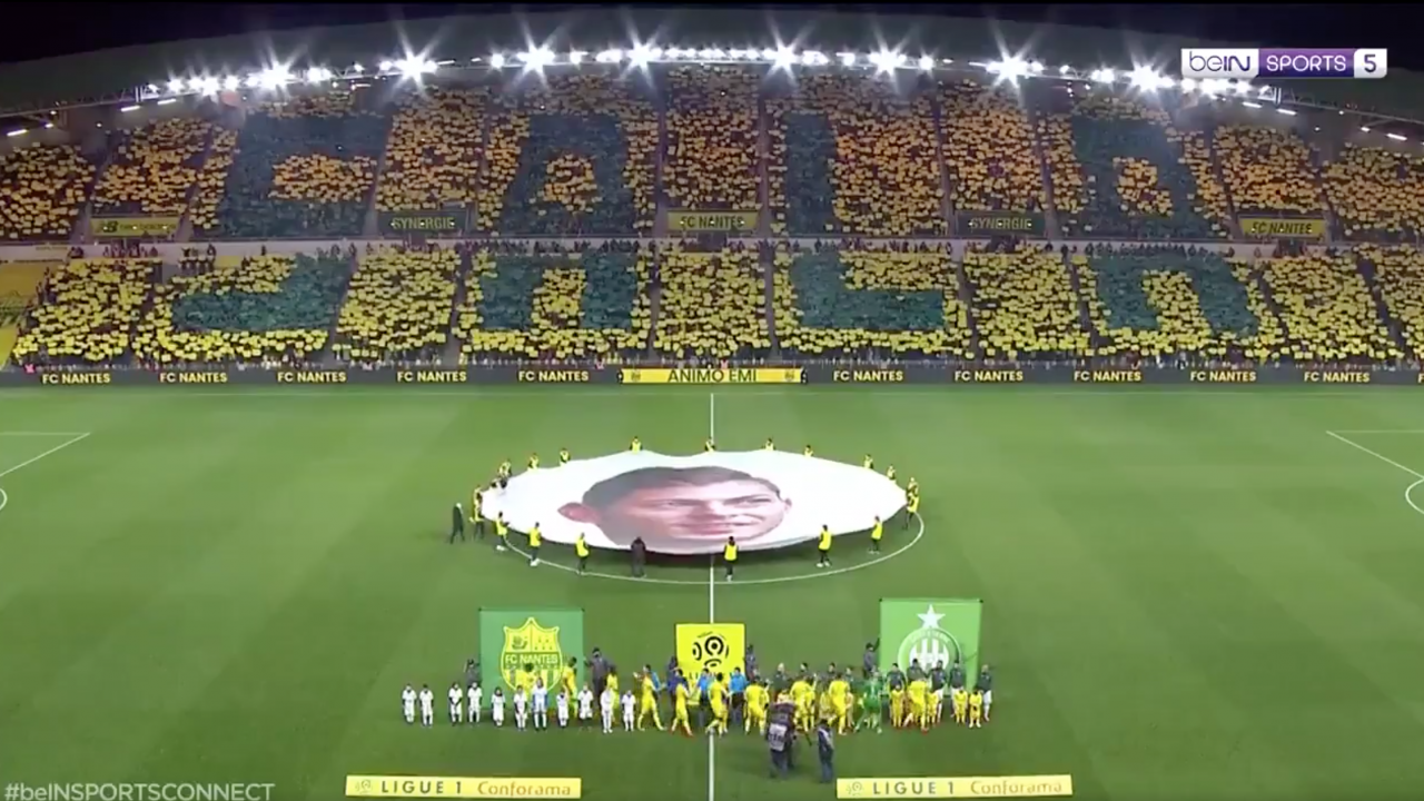 Emiliano Sala Tribute FC Nates