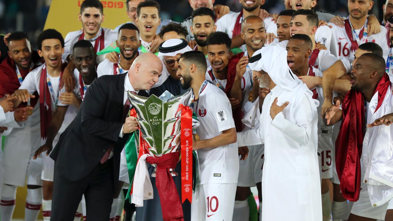 2019 AFC Asian Cup Final Highlights