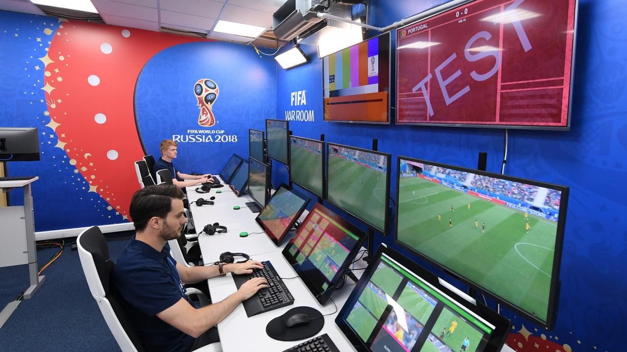 Women's World Cup VAR