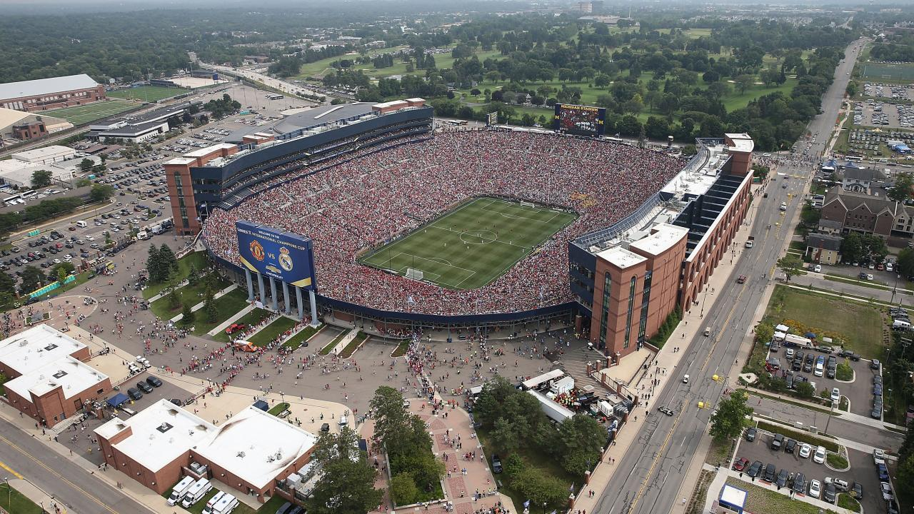 Highest Attended Soccer Matches In U.S.