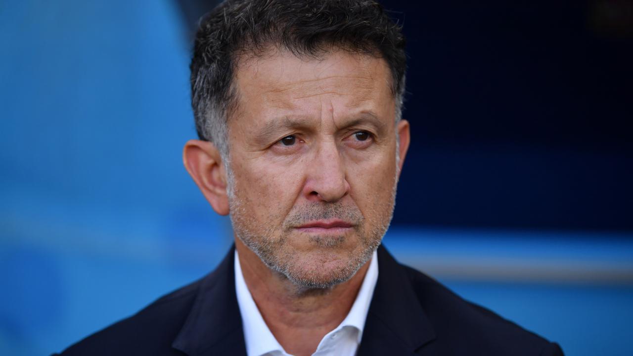 Juan Carlos Osorio Quits Paraguay