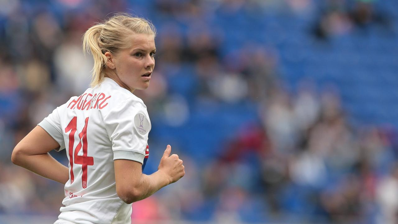 Ada Hegerberg World Cup