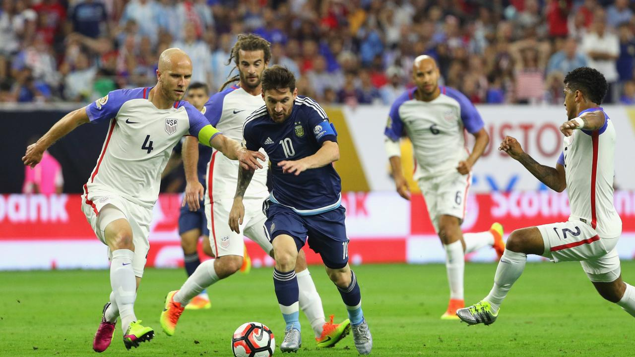 U.S. Copa America