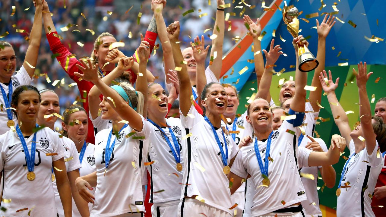 USWNT Gender Equity