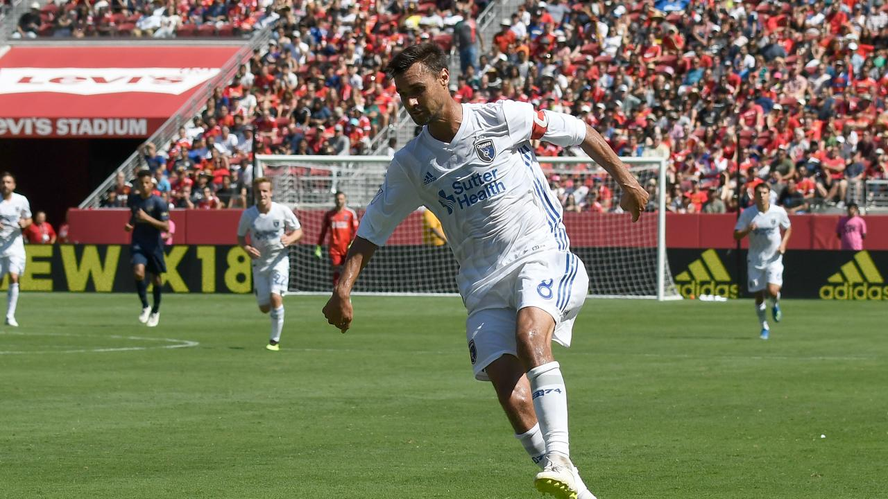 MLS All-Time Leading Scorer