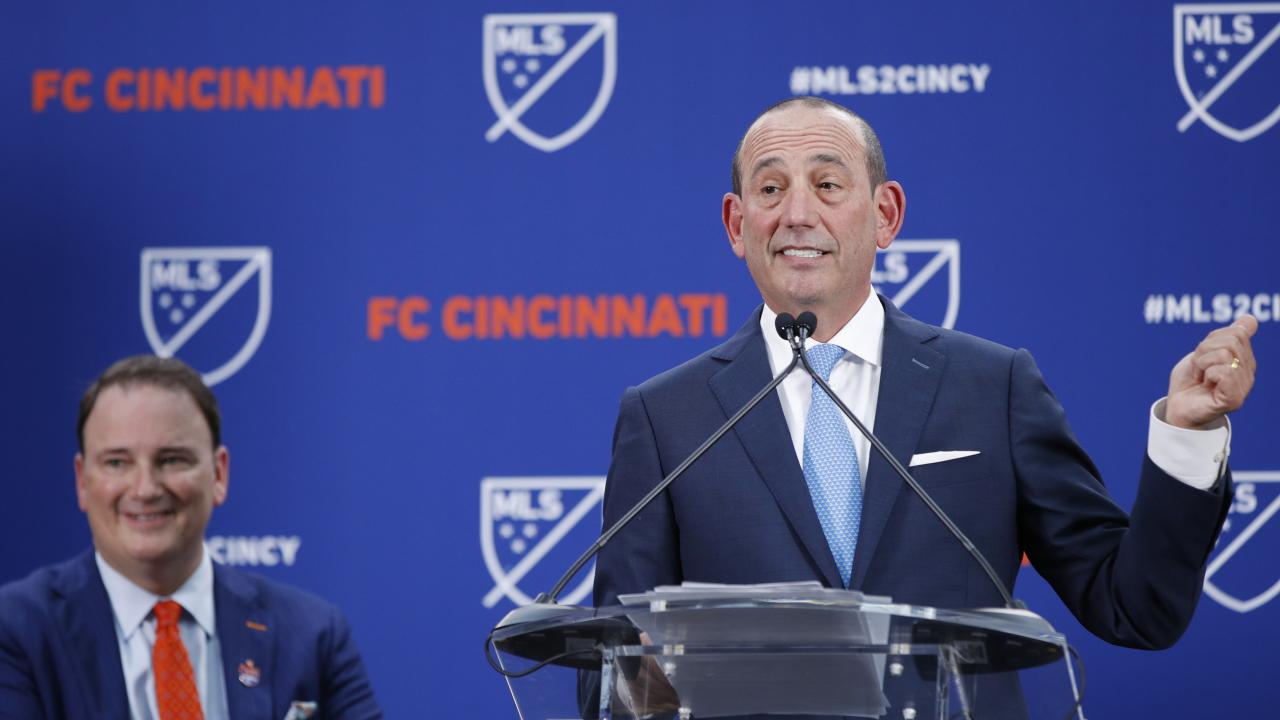MLS Expansion Odds