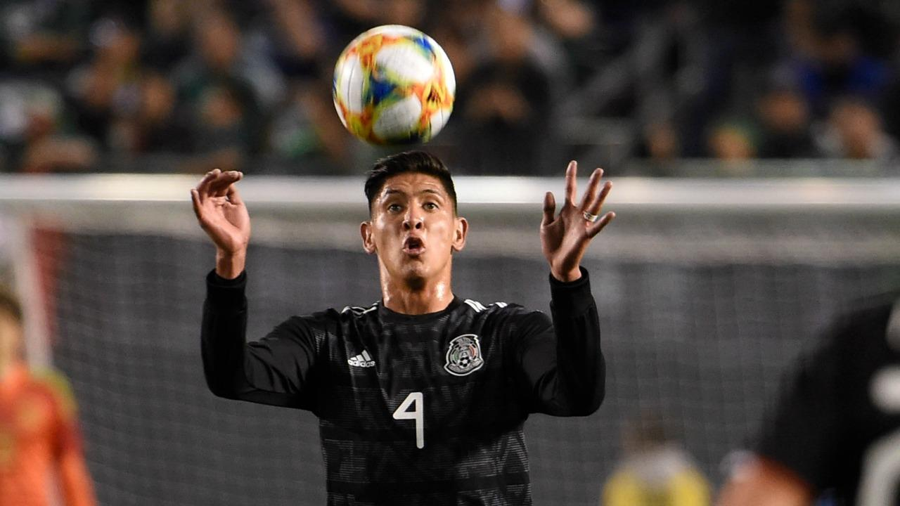 Edson Alvarez transfer rumor