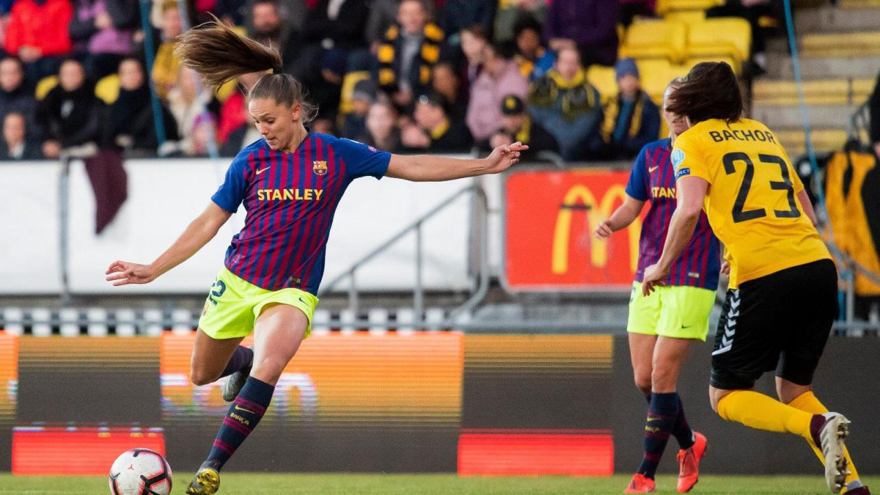 Lieke Martens Barcelona highlights
