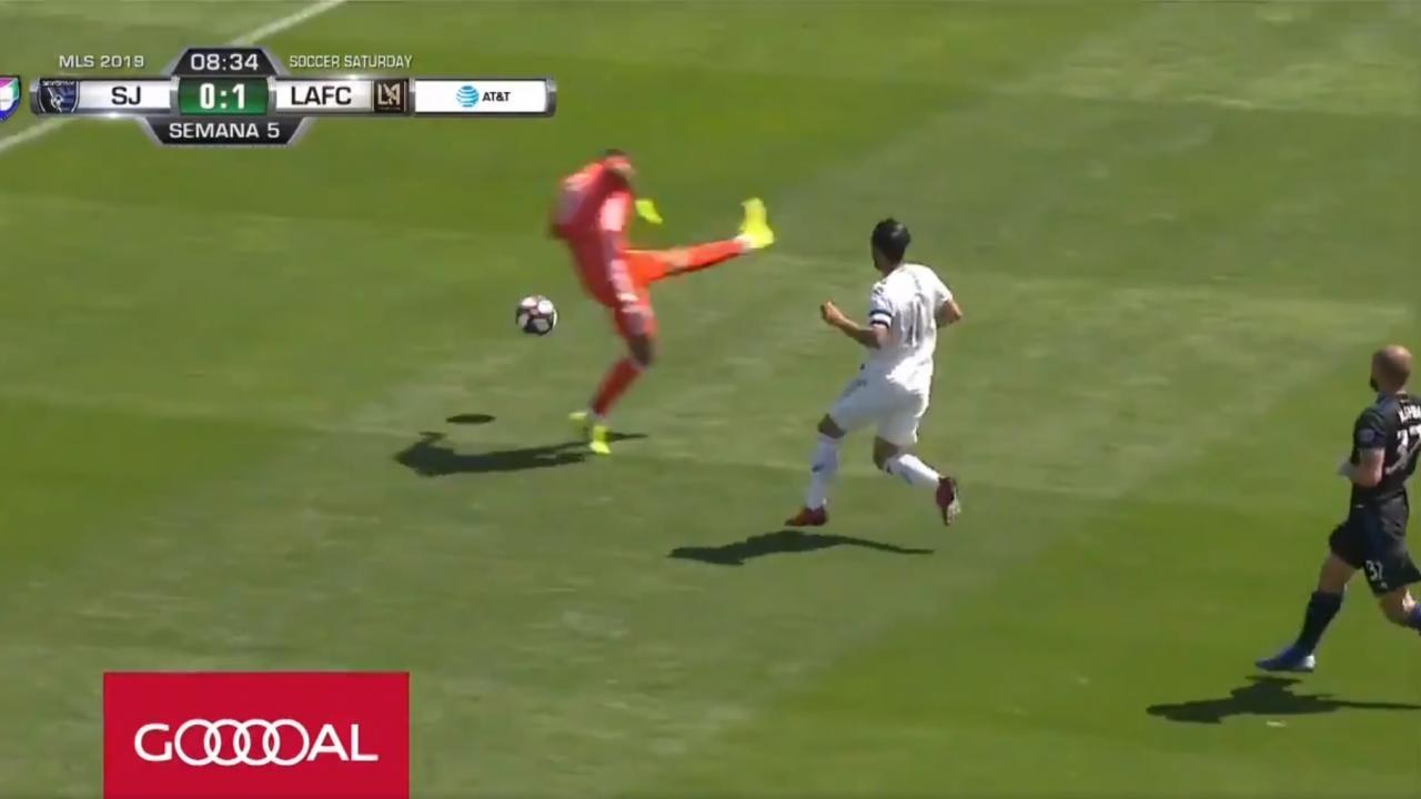 Carlos Vela Goal vs San Jose