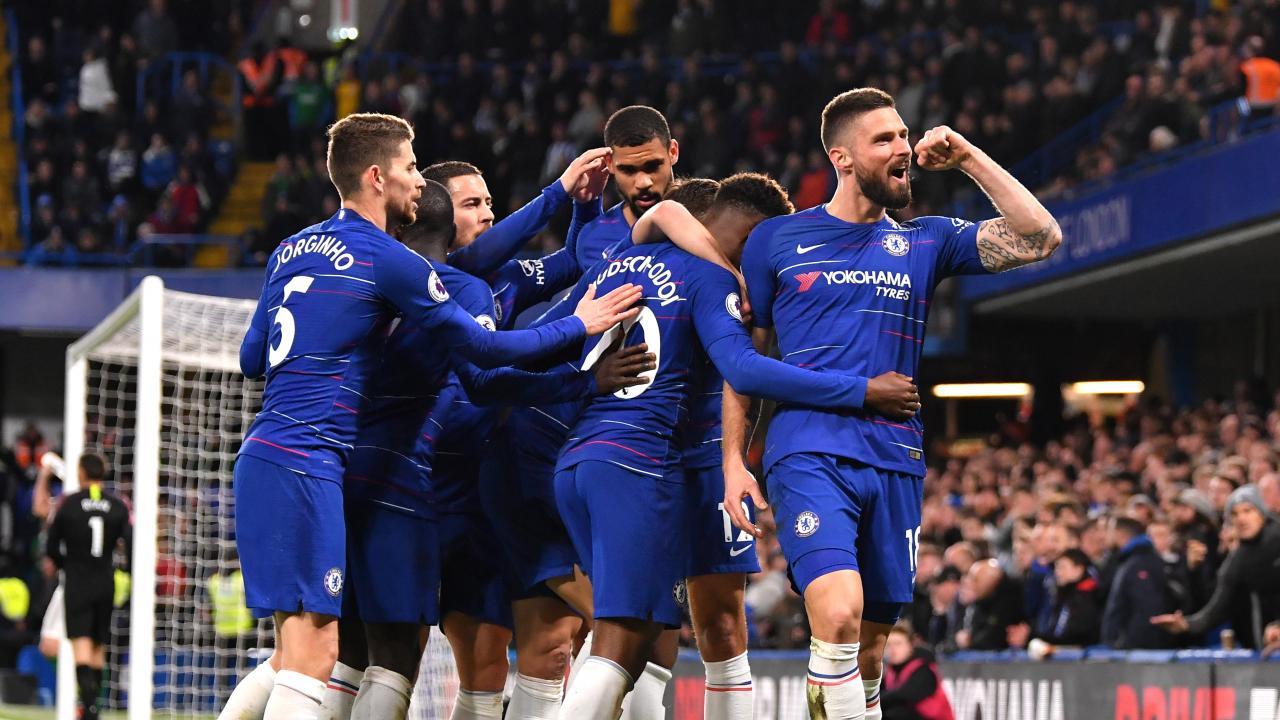 Chelsea vs Brighton Highlights