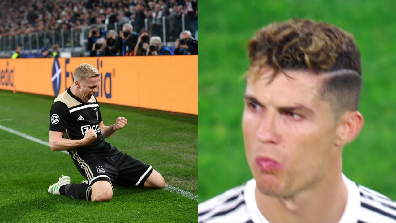 Ajax upset Juventus