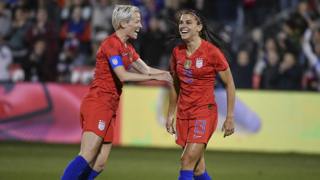 2019 USWNT World Cup Roster