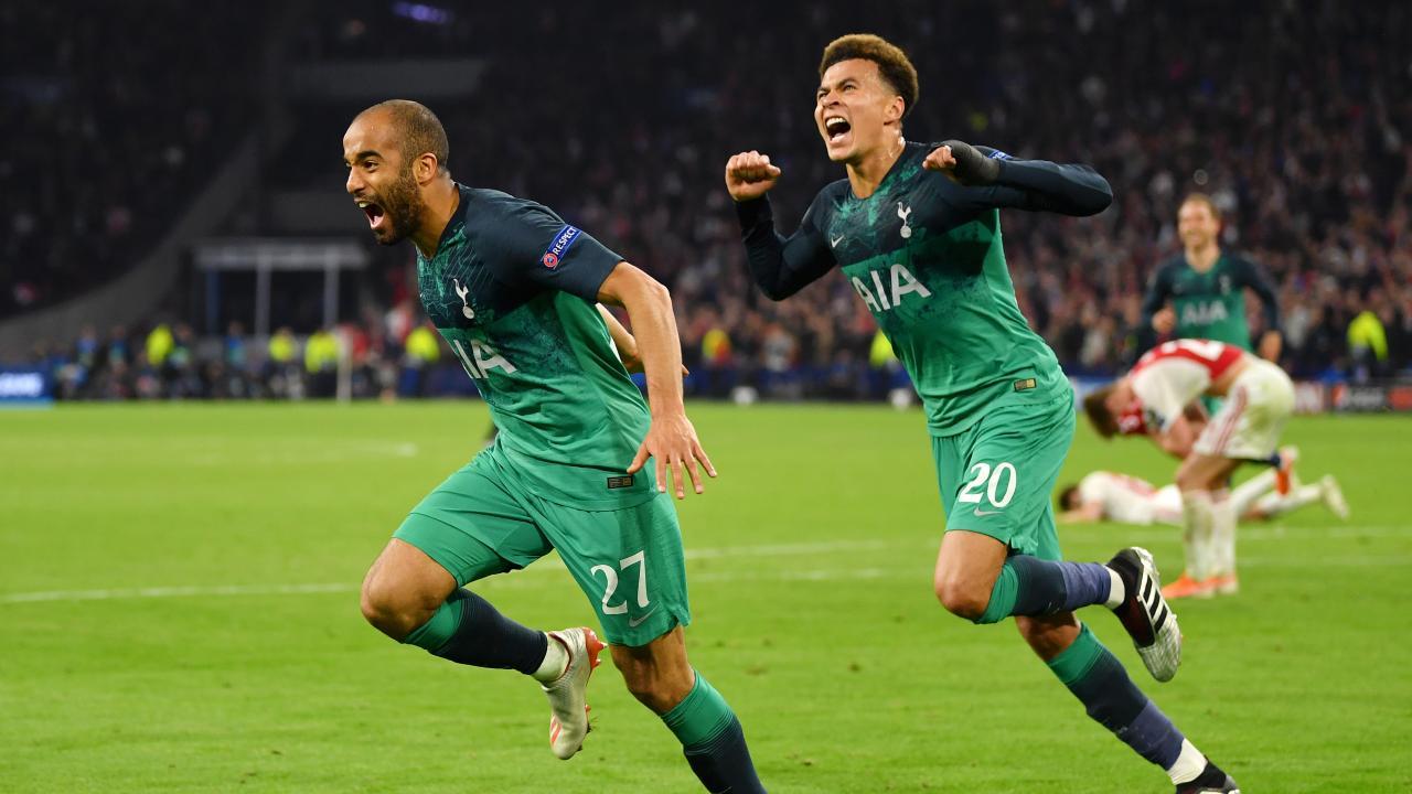 Tottenham vs Ajax Second Leg Highlights