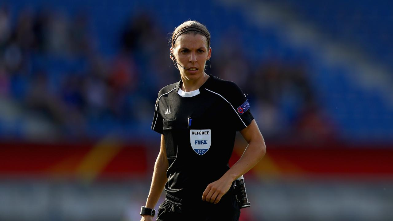 Women's World Cup Final Referee Stephanie Frappart