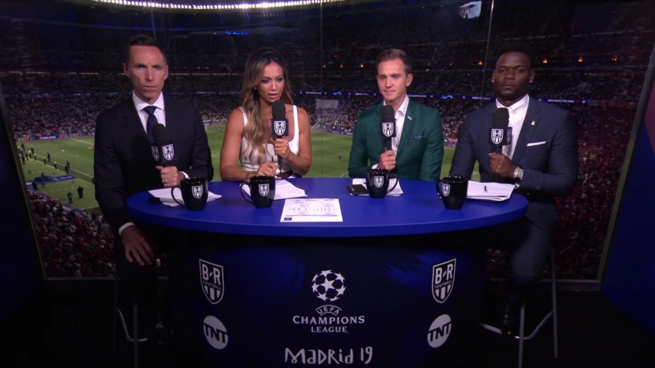 UCL Final Announcers