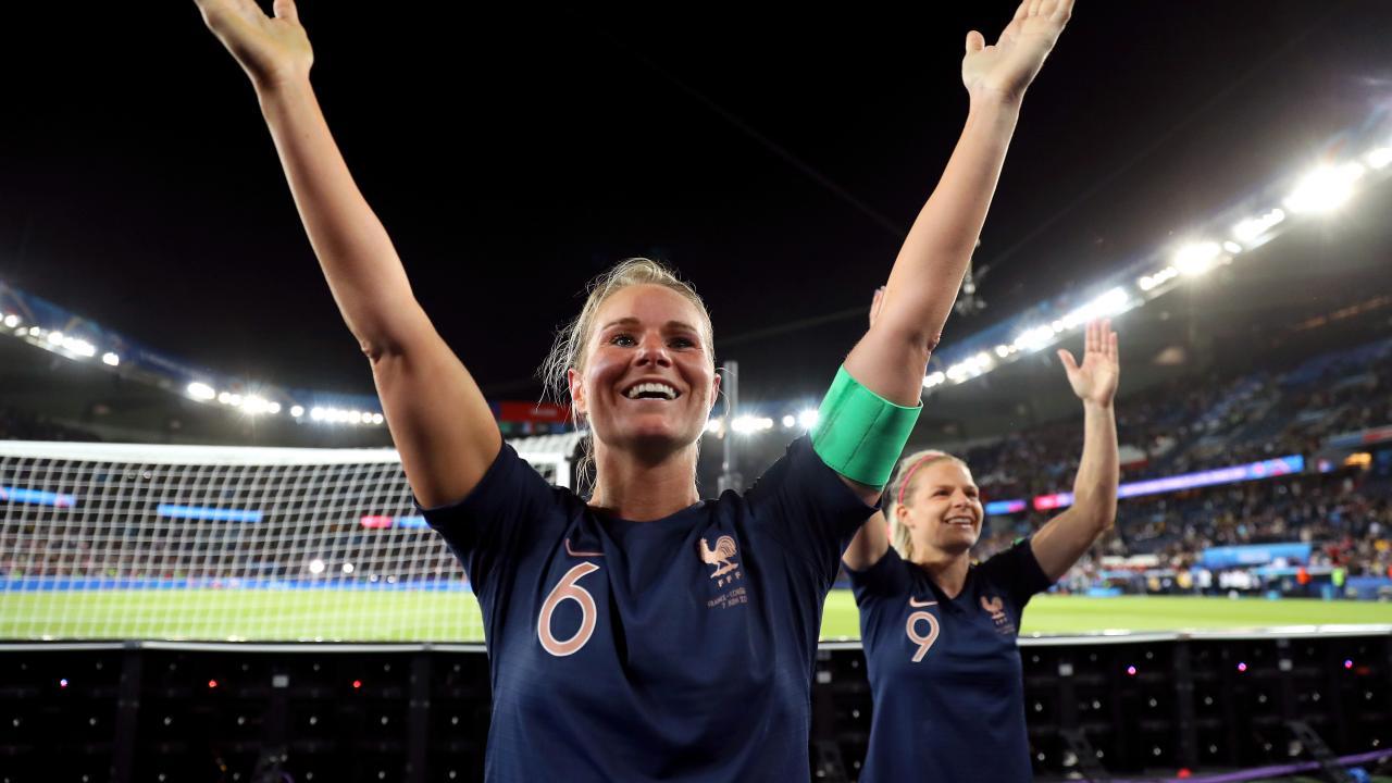 France vs South Korea Highlights Women's World Cup