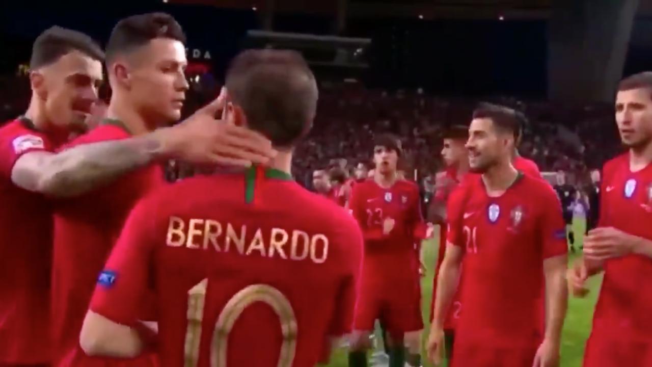 Ronaldo Nations League