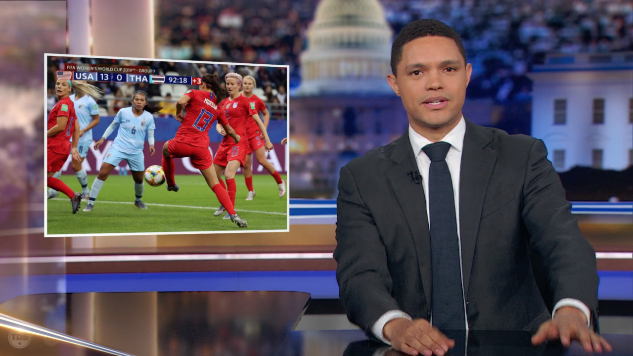 USWNT Daily Show