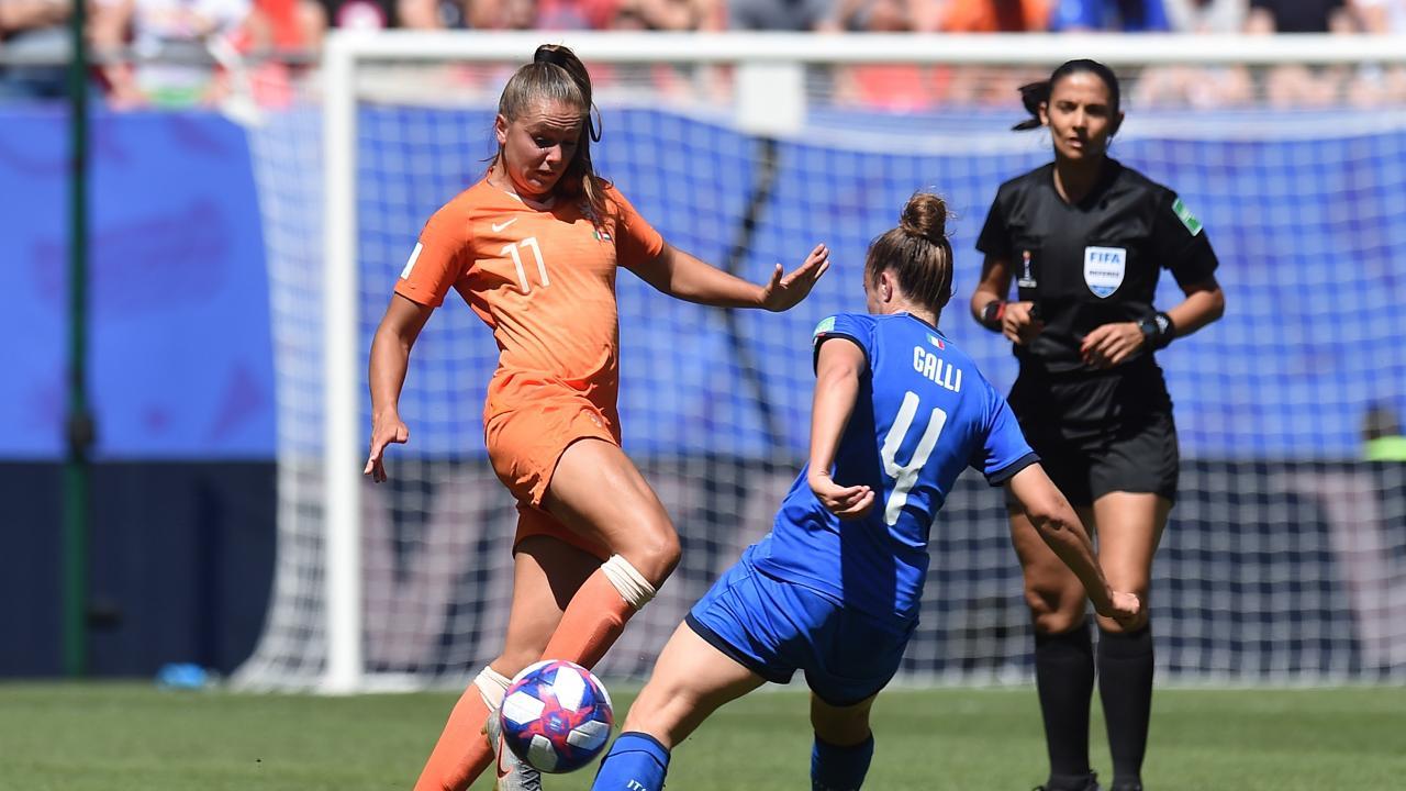 Netherlands vs Italy Highlights