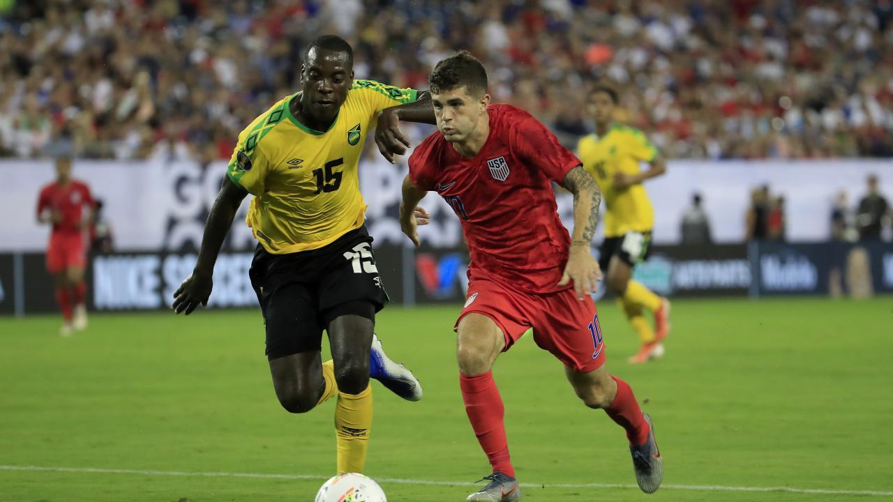 USMNT vs Jamaica Highlights
