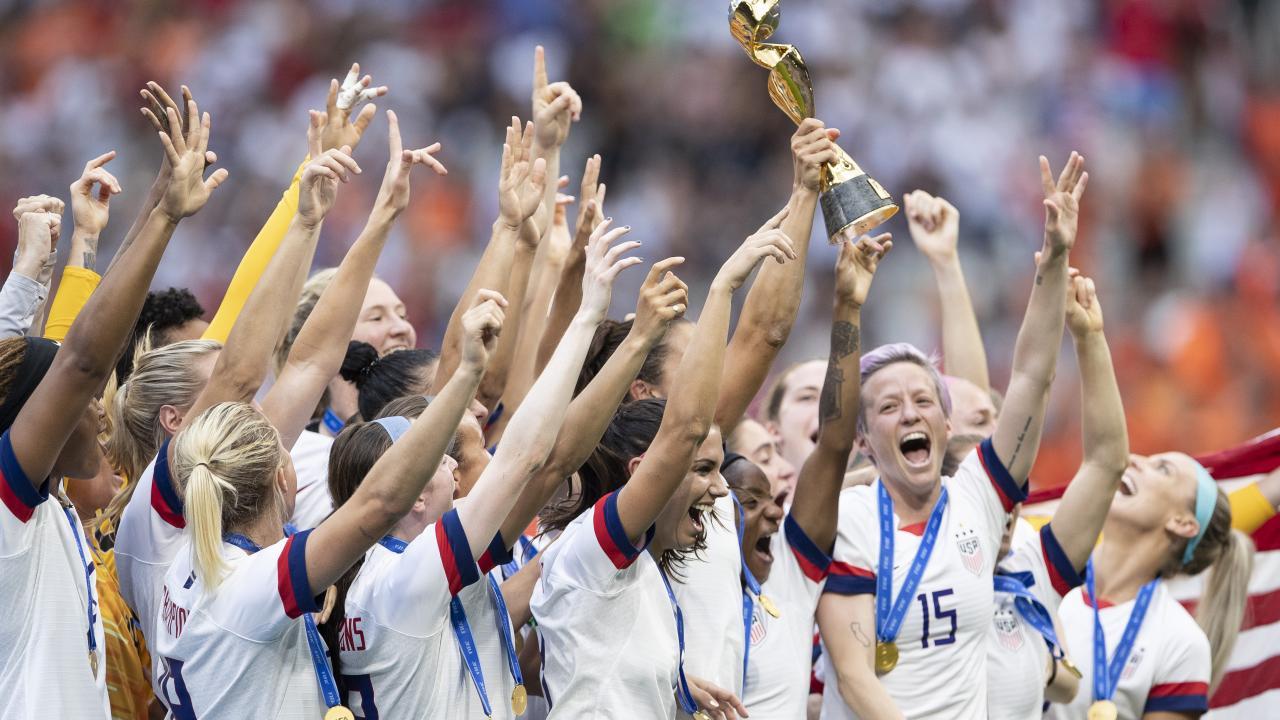 Women's World Cup Final TV Replays