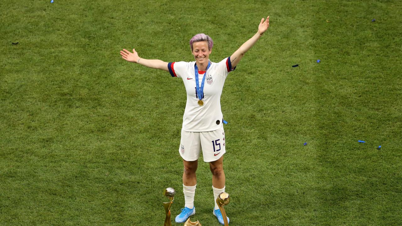 Megan Rapinoe Book Deal