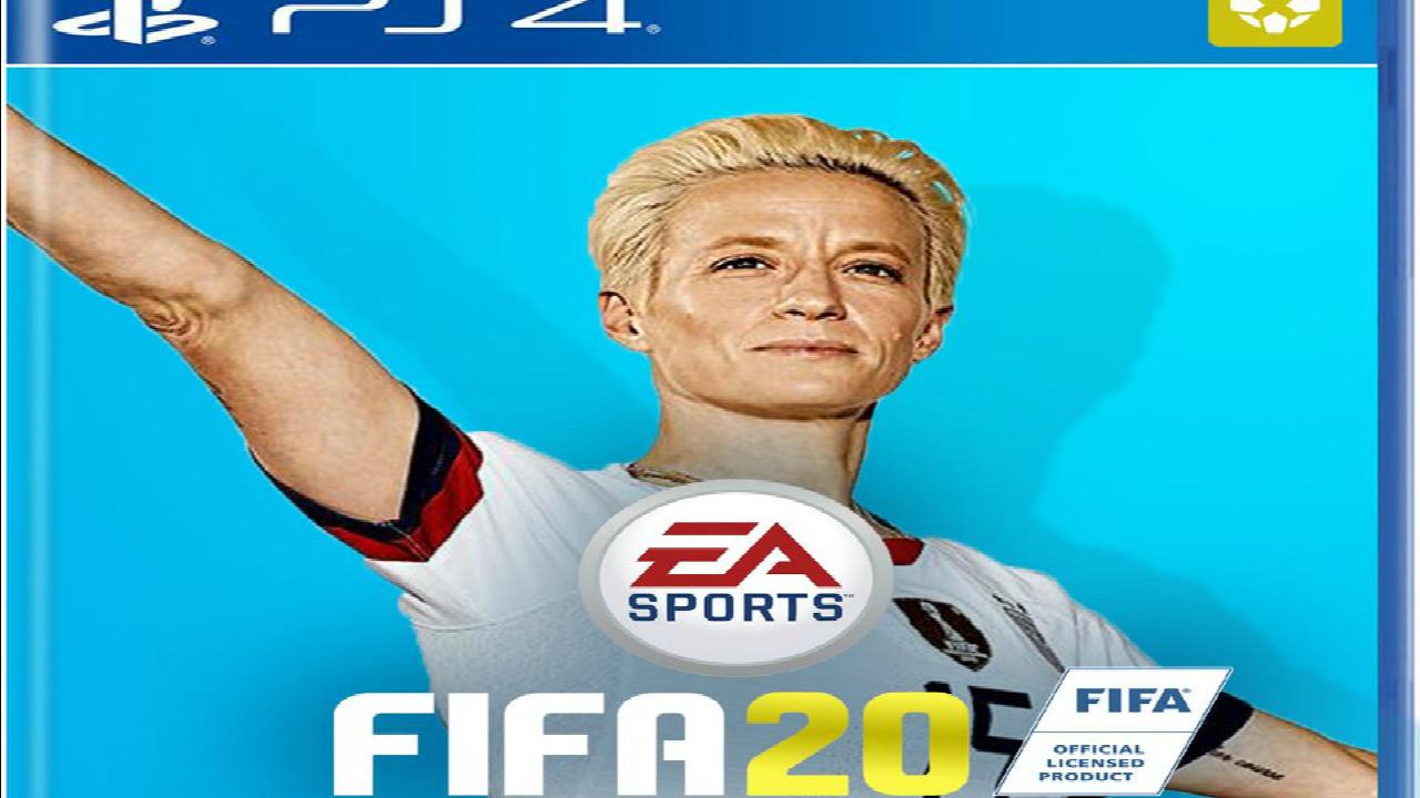 Megan Rapinoe FIFA 20