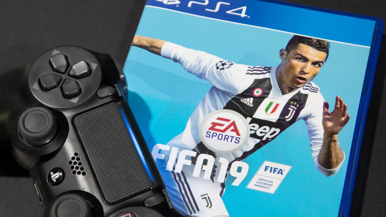 Is Juventus In FIFA 20