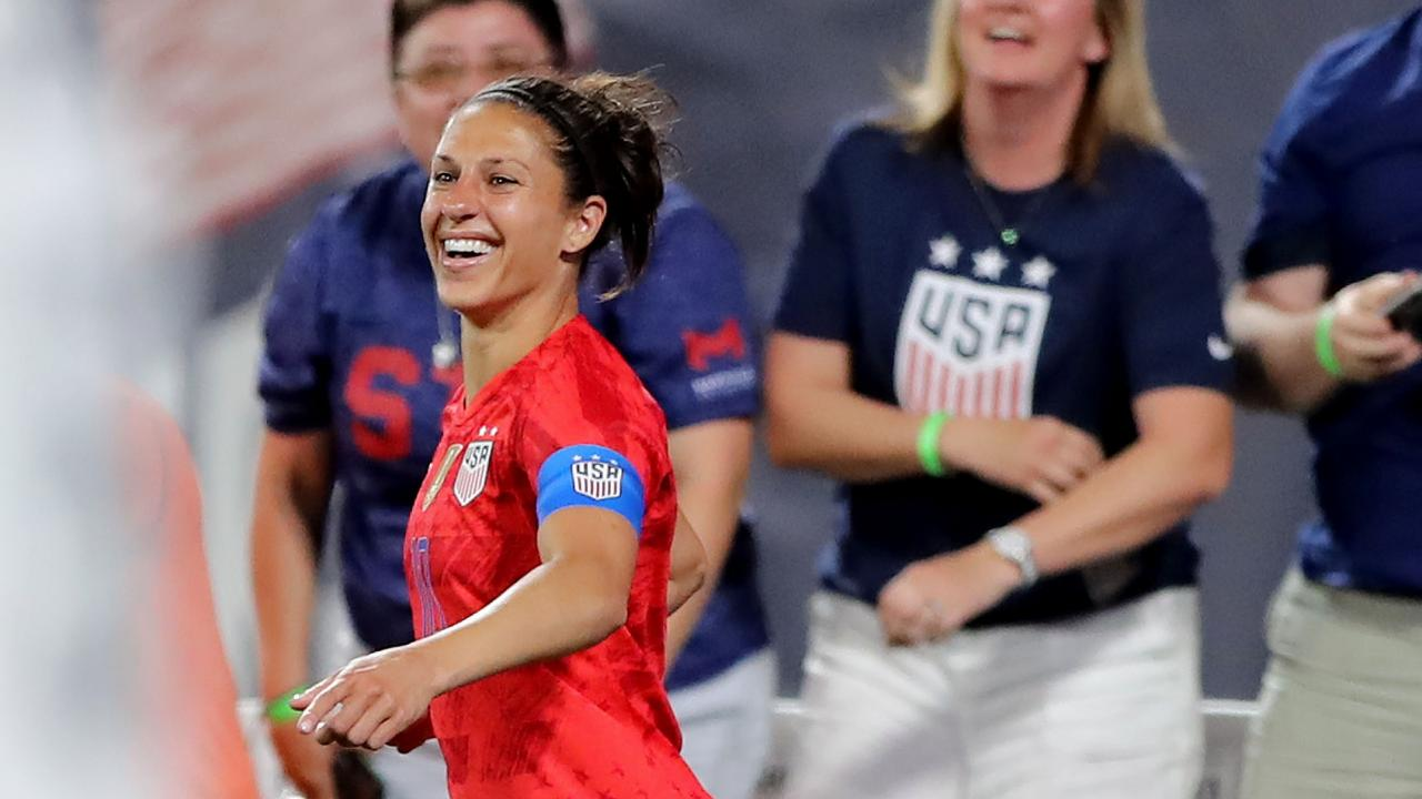 Carli Lloyd Birthday