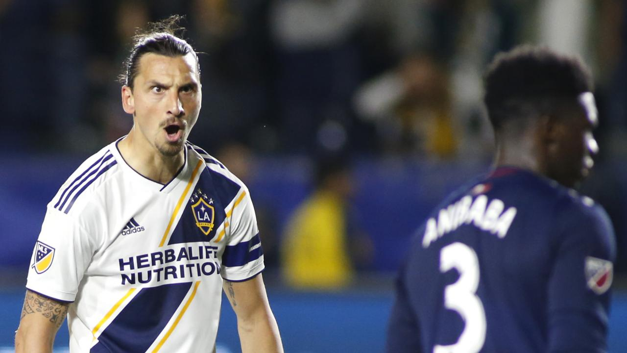 Zlatan MLS Playoffs Rant