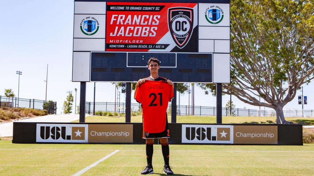Youngest Soccer Player U.S. Soccer