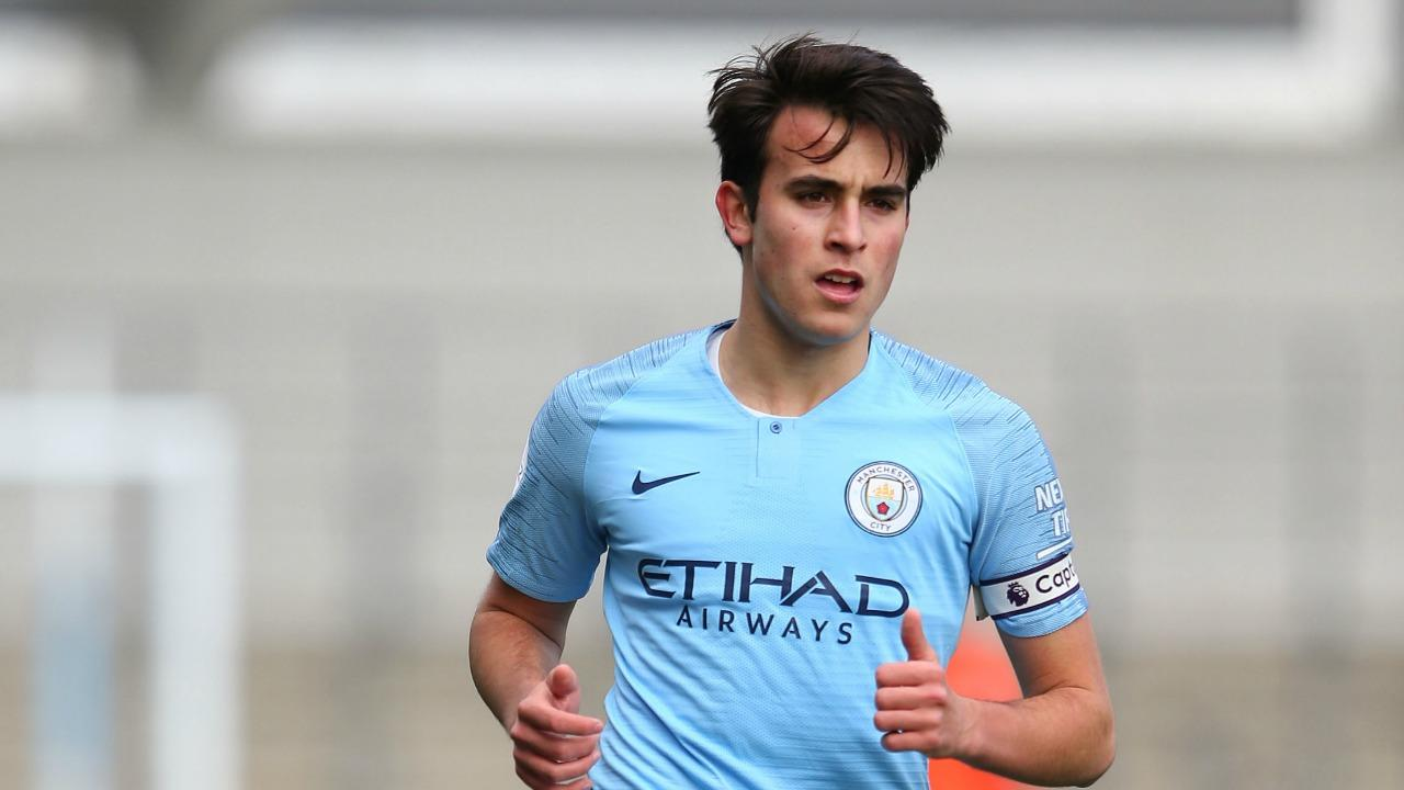 Eric Garcia Manchester City