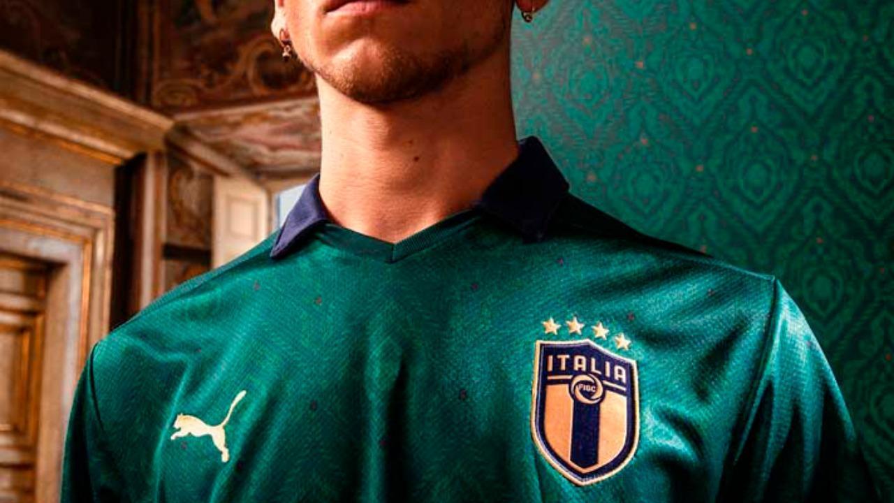 Puma Italy third jersey