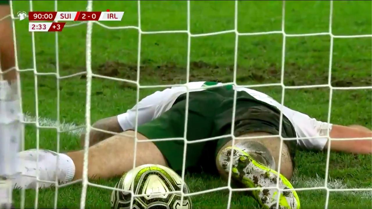 Ireland vs Switzerland highlights