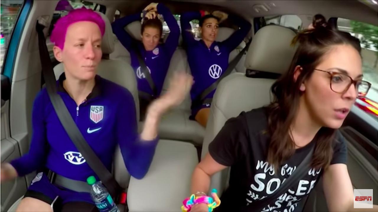 USWNT Soccer Mom