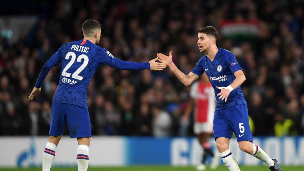 Chelsea vs Ajax Highlights